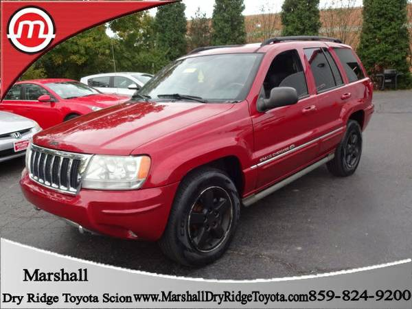 2004 Jeep Grand Cherokee 4D Sport Utility Overland