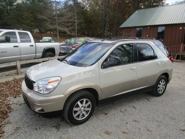 2004 Buick Rendezvous with 3rd Row Seating