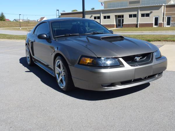 2001 Ford Mustang GT 67K Original Miles, Mint