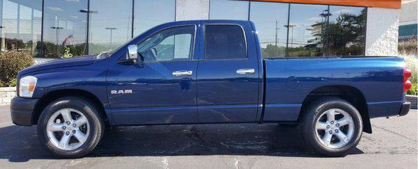 2008 *Dodge* *Ram* *Pickup* *1500* EASY APPROVAL!!! LOW DOWN PAYMENTS!