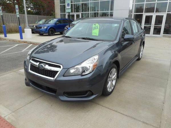2014 *Subaru* *Legacy* 2.5i - CALL/TEXT TODAY!