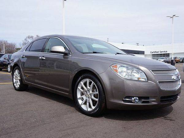 2010 *Chevrolet* *Malibu* LTZ EASY APPROVAL!!! LOW DOWN PAYMENTS!!!