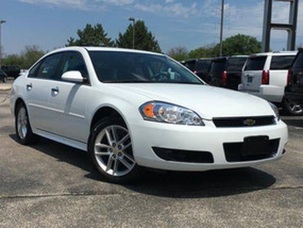 2012 *Chevrolet* *Impala* LTZ EASY APPROVAL!!! LOW DOWN PAYMENTS!!!