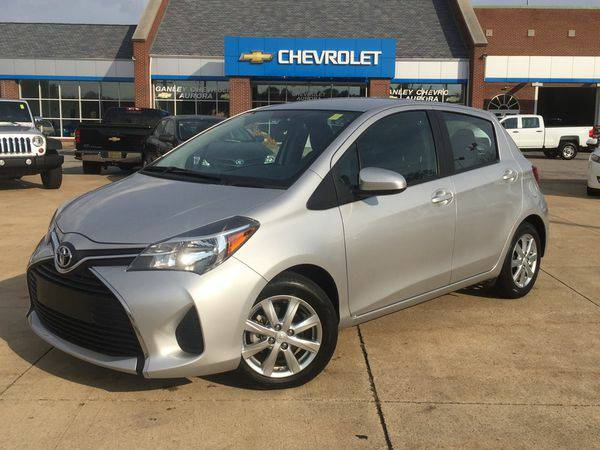2015 *Toyota* *Yaris* -📲Call/Text! Financing Available!