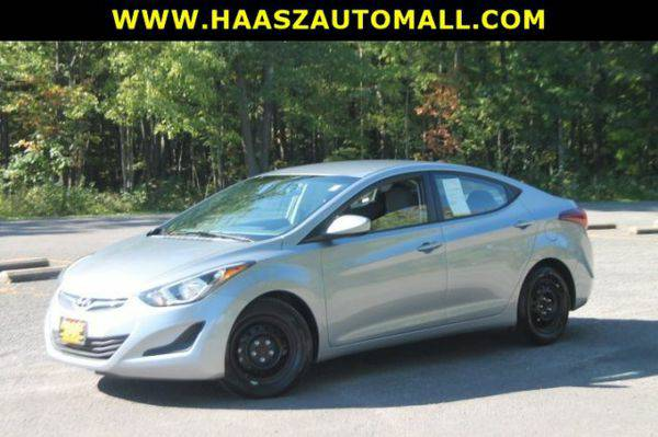 2016 *Hyundai* *Elantra* Limited - Financing Available! No Hassle...