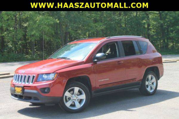 2016 *Jeep* *Compass* Sport - Financing Available! No Hassle...