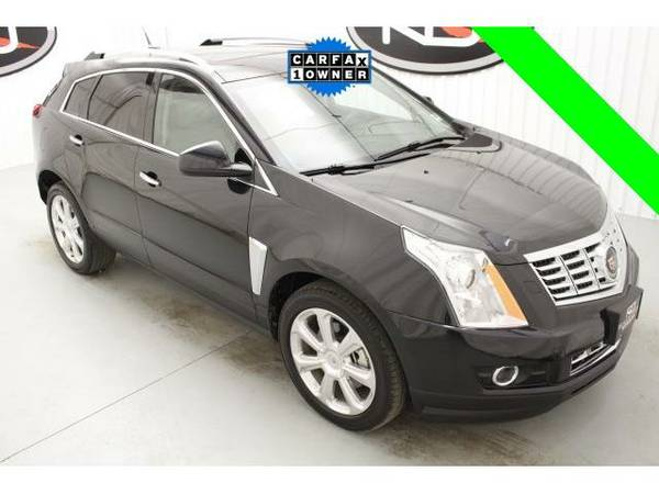 2013 *Cadillac SRX* Performance (Black Raven)