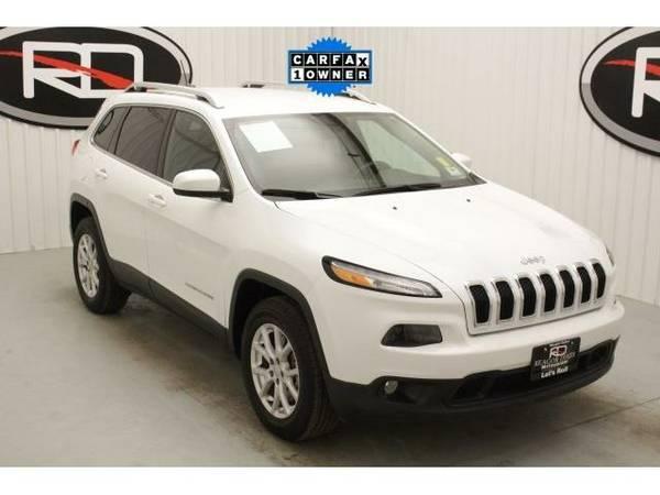 2015 *Jeep Cherokee* Latitude (Bright White Clearcoat)