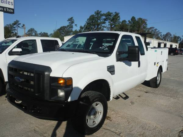 2008 Ford F-250 SD Work Truck