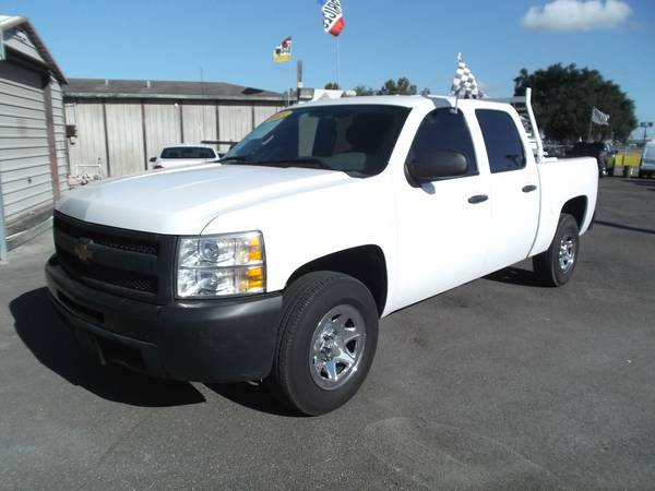 2013 CHEVROLET SILVERADO 1500 ,,, 4 DOOR ,, WE FINANCE , E-Z TERMS