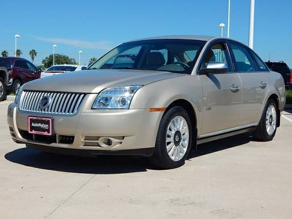 2008 Mercury Sable SKU:8G600544 Mercury Sable Sedan