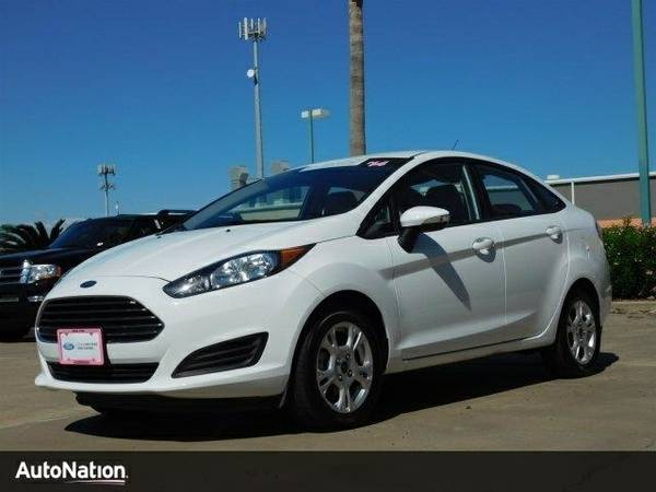 2014 Ford Fiesta SE SKU:EM234548 Ford Fiesta SE Sedan