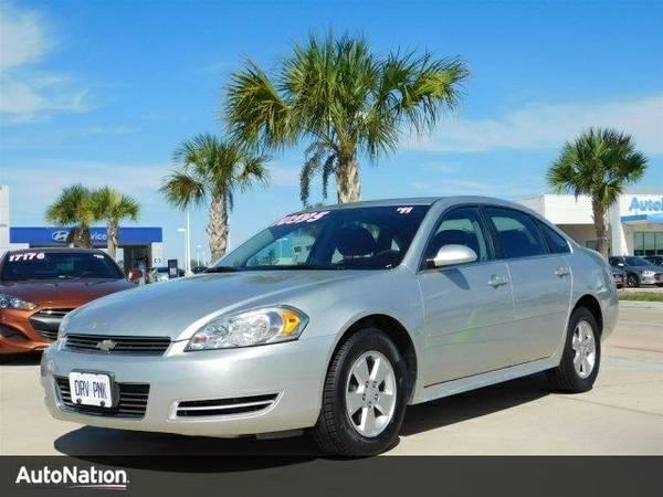 2011 Chevrolet Impala LS Fleet SKU:B1326335 Chevrolet Impala LS Fleet