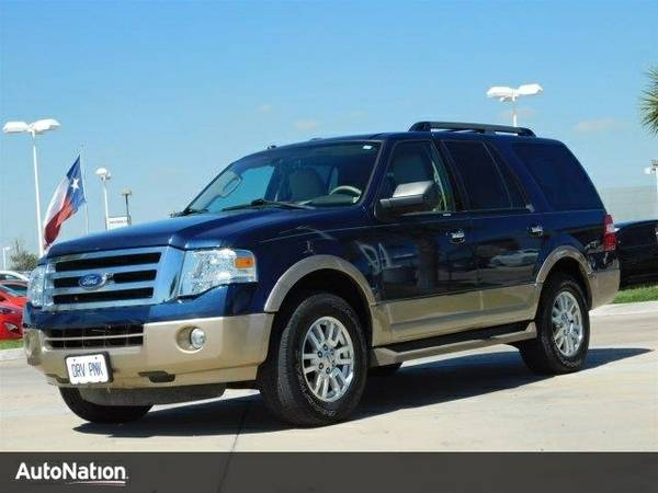 2013 Ford Expedition XLT SKU:DEF58591 Ford Expedition XLT SUV