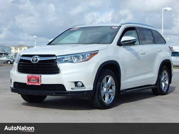2015 Toyota Highlander Limited SKU:FS081709 Toyota Highlander Limited