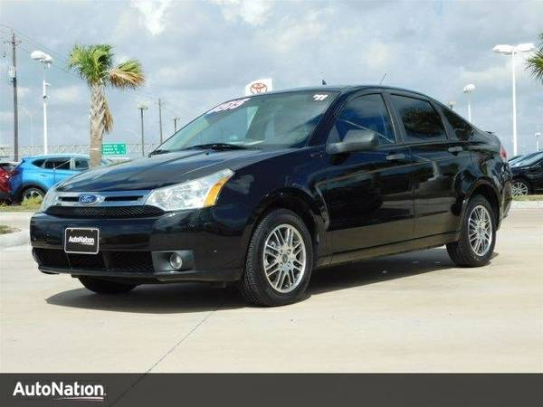 2011 Ford Focus SE SKU:BW183120 Ford Focus SE Sedan