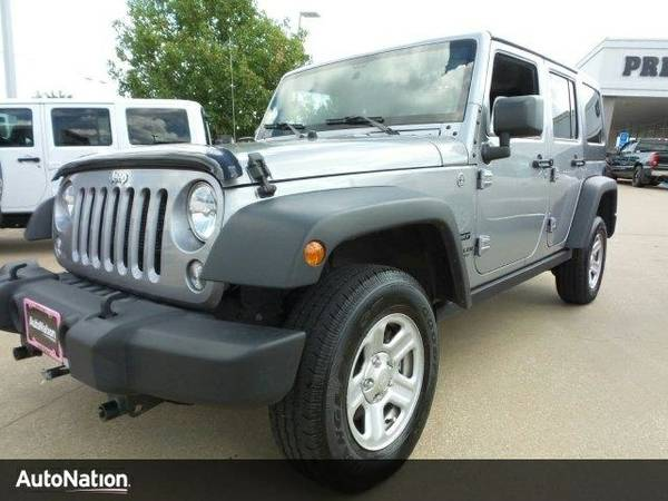2015 Jeep Wrangler Unlimited Sport SKU:FL509061 Jeep Wrangler Unlimite