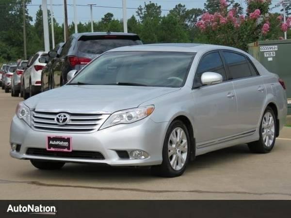 2012 Toyota Avalon SKU:CU465695 Toyota Avalon Sedan