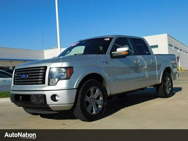 2012 Ford F-150 FX2 SKU:CFB93574 Ford F-150 FX2 SuperCrew Cab