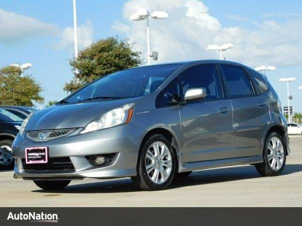 2010 Honda Fit Sport Hatchback