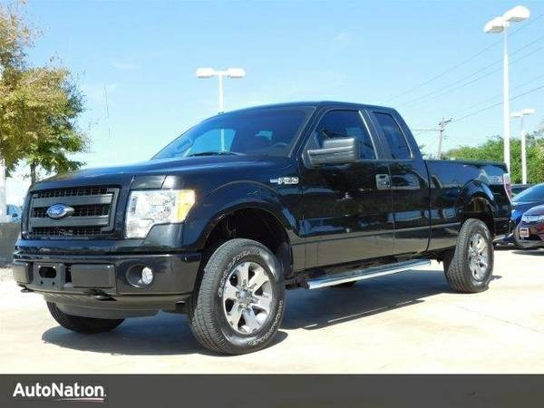 2013 Ford F-150 STX SKU:DKF18886 Ford F-150 STX SuperCab