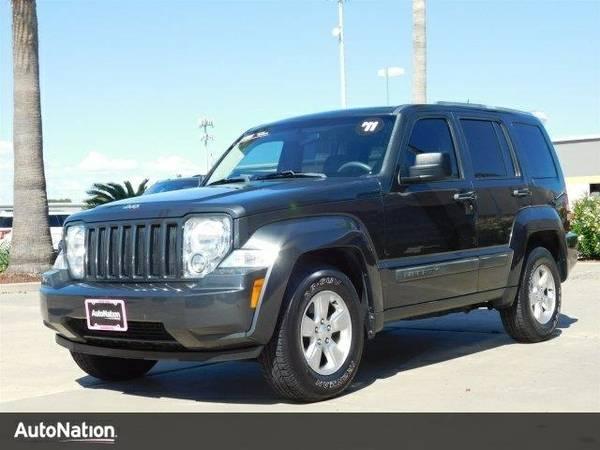 2011 Jeep Liberty Sport SKU:BW507613 Jeep Liberty Sport SUV