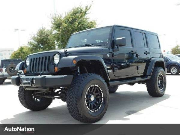 2013 Jeep Wrangler Unlimited Sahara SKU:DL656053 Jeep Wrangler Unlimit
