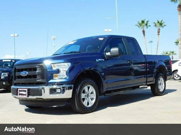 2016 Ford F-150 XL SKU:GKE71934 Ford F-150 XL SuperCab Styleside