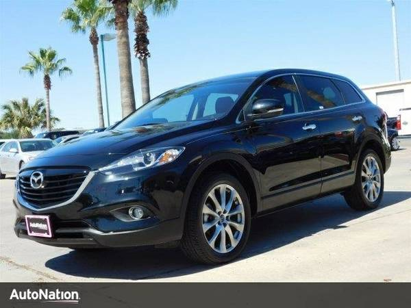 2015 Mazda CX-9 Grand Touring SKU:F0460304 Mazda CX-9 Grand Touring SU
