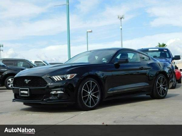 2016 Ford Mustang EcoBoost SKU:G5246146 Ford Mustang EcoBoost Coupe