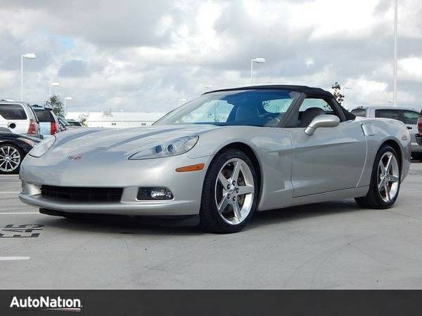 2005 Chevrolet Corvette SKU:55120977 Chevrolet Corvette Convertible