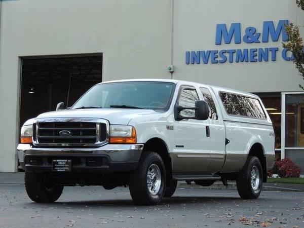2000 Ford F250 Lariat Super Duty 4X4 7.3L Diesel ***85000 MILES *** Ex
