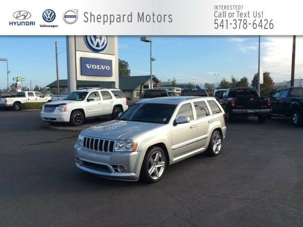 2007 Jeep Grand Cherokee 4WD 4dr SRT-8 SUV Grand Cherokee Jeep