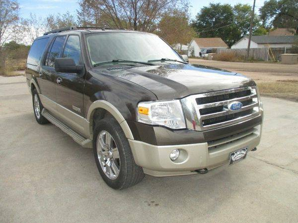 2008 *Ford* *Expedition* *EL* 4WD 4dr Eddie Bauer - CALL/TEXT TODA