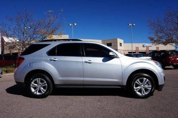 2012 *Chevrolet* *Equinox* 1LT