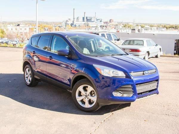2014 Ford Escape 4WD 4dr SE Sport Utility