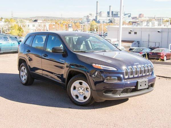 2014 Jeep Cherokee FWD 4dr Sport Sport Utility