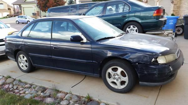 1995 Subaru Legacy - Fixer