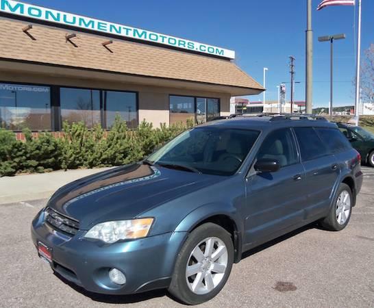 2006 Subaru Outback 2.5i Special Edition