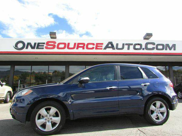2007 *ACURA* *RDX* AWD TURBO TECHNOLOGY PACKAGE