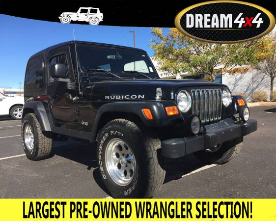 2006 JEEP WRANGLER RUBICON!! HARD TOP!! RUBICON!! WRANGLER!!