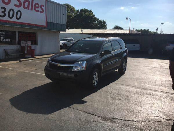2008 *Chevrolet* *Equinox* LS 4dr SUV $999.00 down