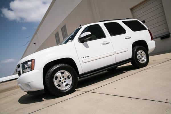 2011 *Chevrolet* *Tahoe* LS