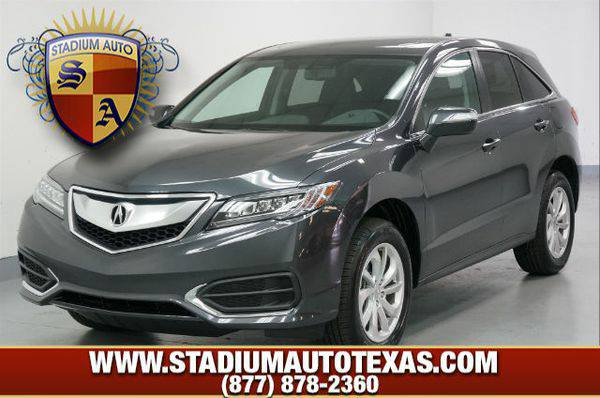 2016 *Acura* *RDX* ~ Over 500 vehicles to choose from ~