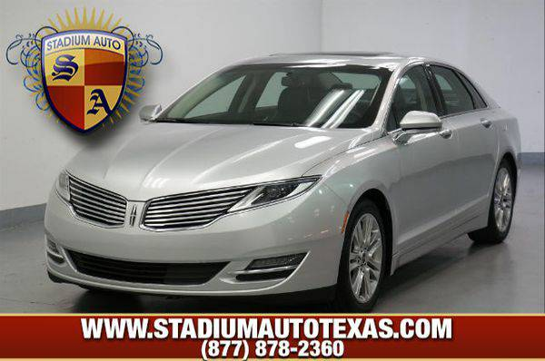 2015 *LINCOLN* *MKZ* ~ Over 500 vehicles to choose from ~