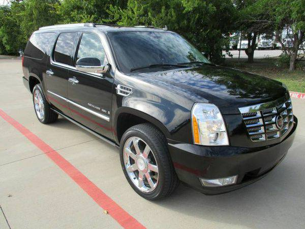 2007 *Cadillac* *Escalade* *ESV* ***Don't Worry About Credit***