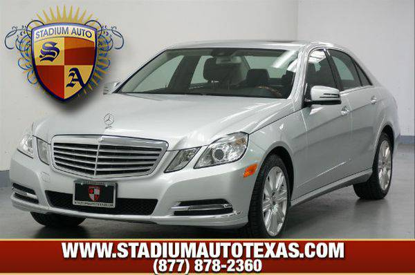 2013 *Mercedes-Benz* *E350* ~ Over 500 vehicles to choose from ~