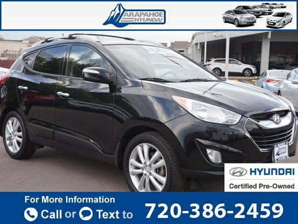 2012 *Hyundai* *Tucson* *Limited* 51k miles