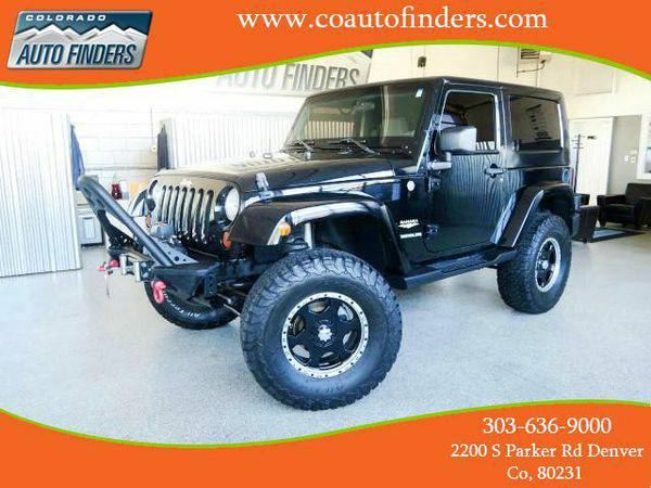 2008 *Jeep* *Wrangler* Sahara - Call or TEXT! Financing Available!