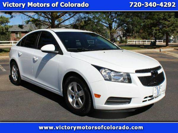 2012 *Chevrolet* *Cruze* 1LT - Over 500 Vehicles to Choose From!
